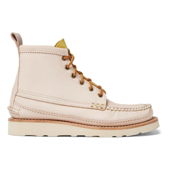 Picture of Sturdy Biege Boots