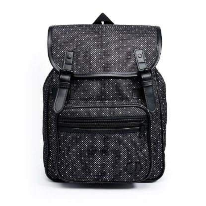 Picture of Dotted Zip Front Backpack