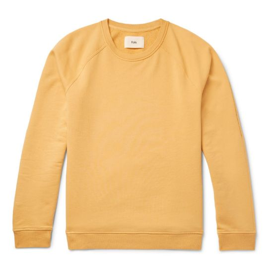 Picture of Graphic Raglan - Yellow